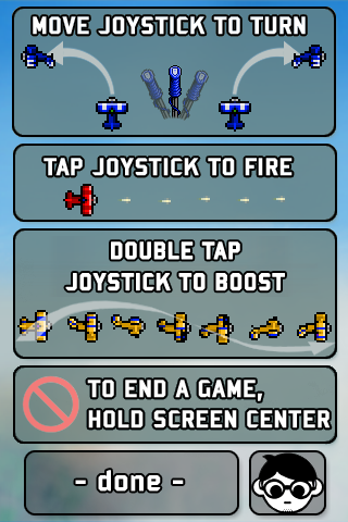 Screenshot 4P Air Battle – LITE