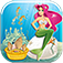 Aquarium Sea Girl Deep Underwater Pretty
